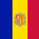 صورة علم أندورا